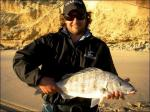 Research angling in Algoa Bay