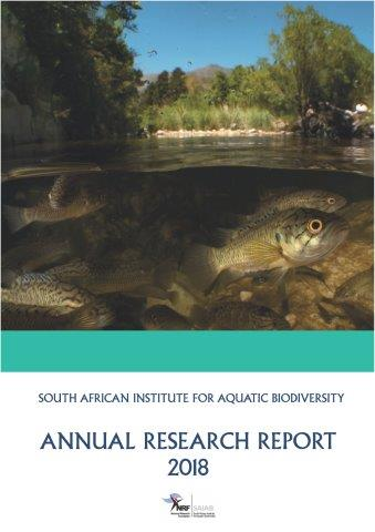SAIAB Annual Research Report 2018