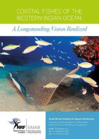 Coastal Fishes of the WIO pre publication brochure