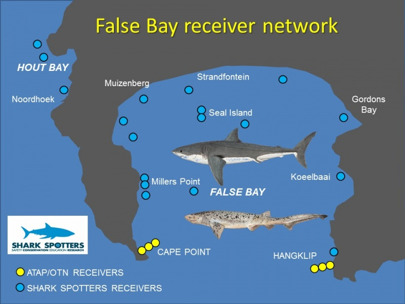 False Bay Array June 2016
