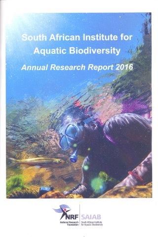 SAIAB Annual Research Report 2016