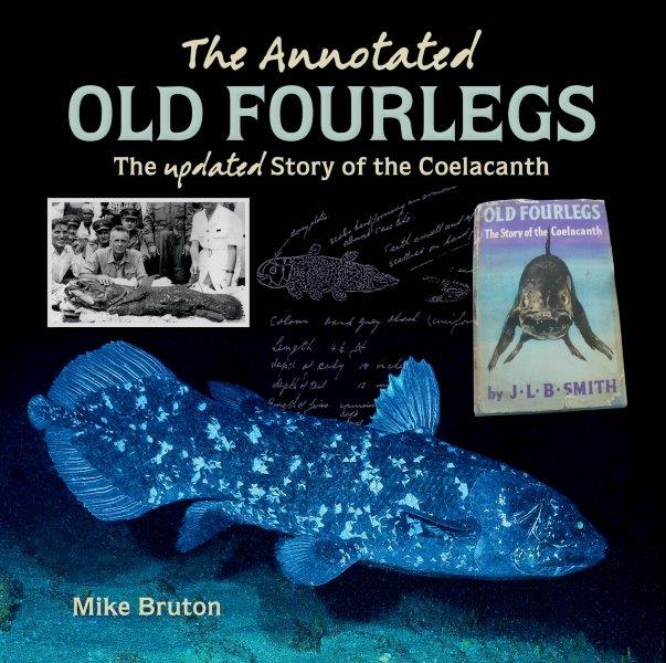 The Annotated Old Fourlegs by Mike Bruton - Cover